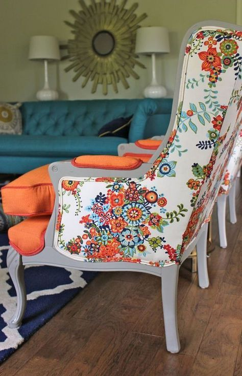 25 Ways To Incorporate A Wingback Chair Into Interior | Sofa .