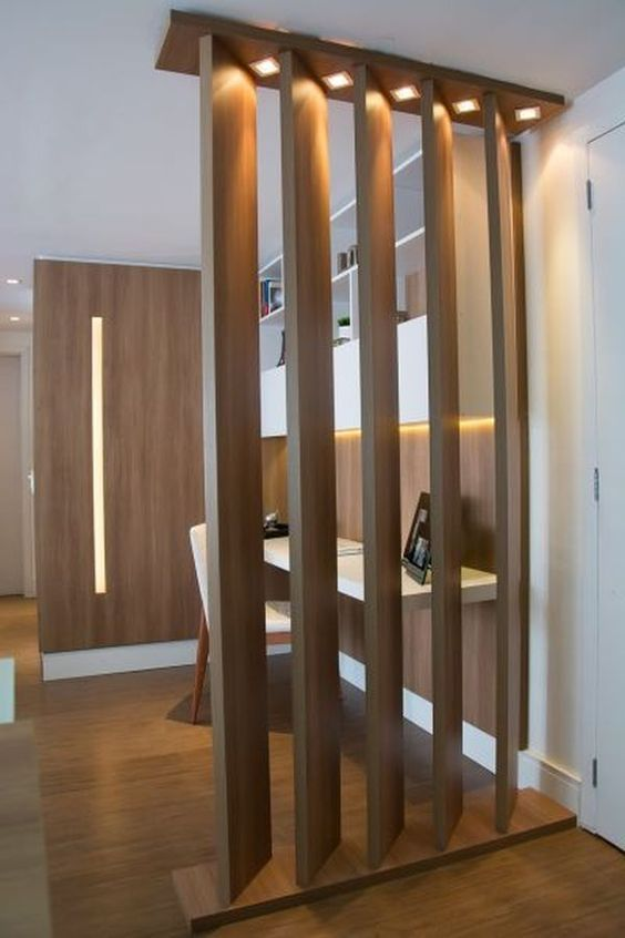 25 Wooden Screen Space Dividers For A Cozy Touch   Partition .