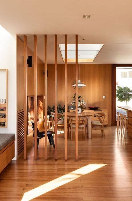 25 Wooden Screen Space Dividers For A Cozy Touch   Divisores de .